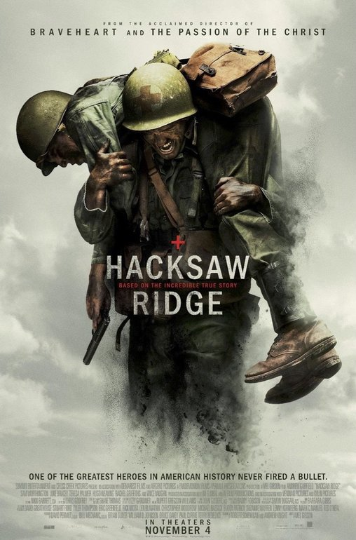 Αντιρρησίας Συνείδησης (Hacksaw Ridge) Poster