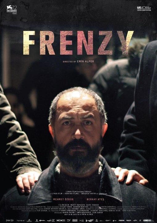 Υποψίες (Abluka / Frenzy) Poster