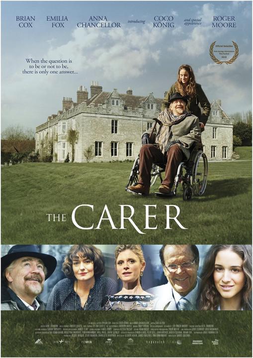 Κάποια να με Προσέχει (The Carer) Poster