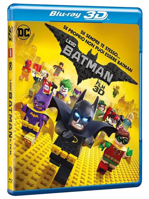 lego batman film 3d
