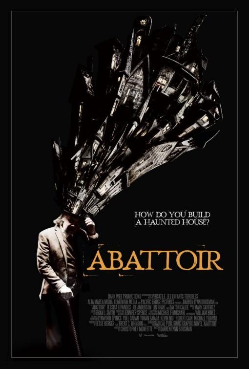 Σφαγείο (Abattoir) Poster