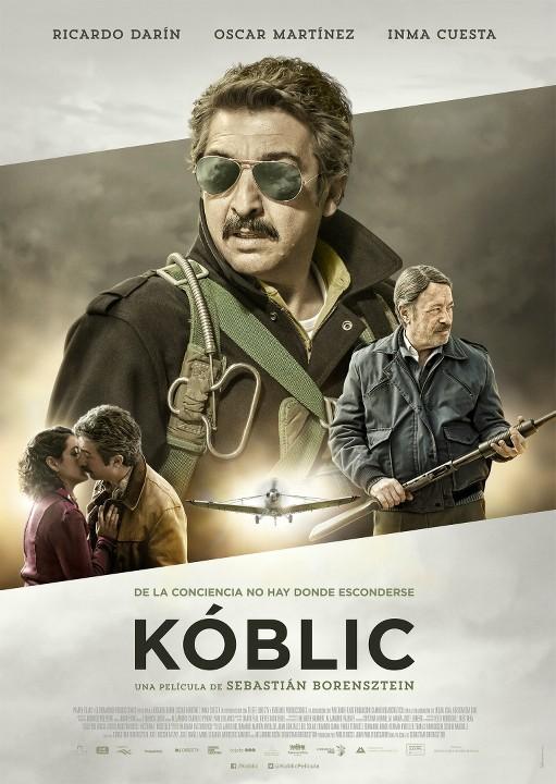 Ο πιλότος (Kóblic) Poster