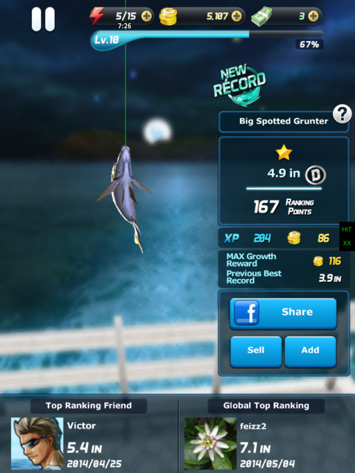 Release how to hack ace fishing ios jb mpgh for Ace fishing cheats