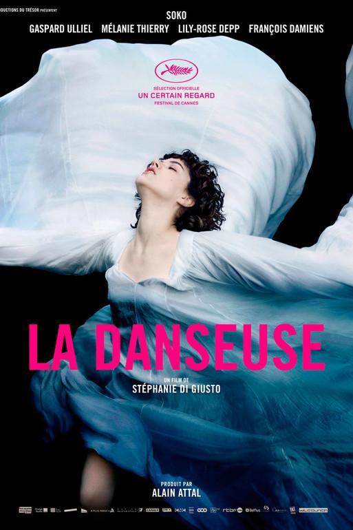 Η χορεύτρια (La danseuse) Poster
