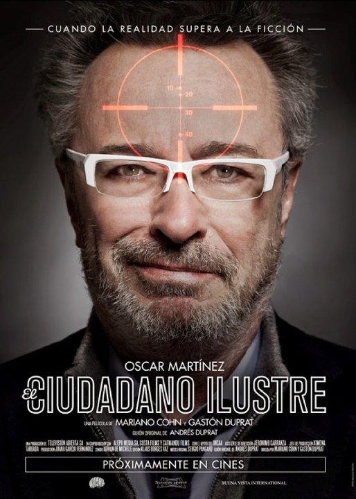 Ο επιφανής πολίτης (El ciudadano ilustre) Poster