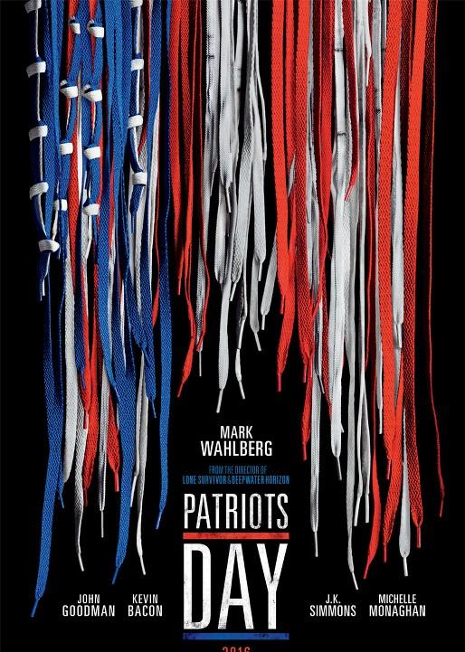 Η Μέρα των Ηρώων (Patriots Day) Poster