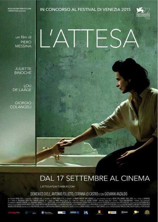 Η μεγάλη αναμονή (L'attesa / The Wait) Poster