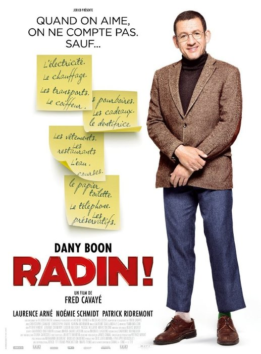 Ο αρχιτσιγκούνης (Radin!) Poster