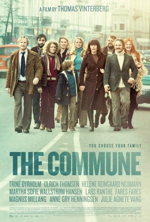 Το κοινόβιο (Kollektivet / The Commune) Poster