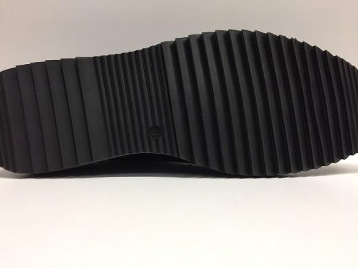 SCARPE CASUAL UOMO MELLUSO ORIGINAL U90030 BLU PELLE SHOES LEATHER INGLESINA A/I