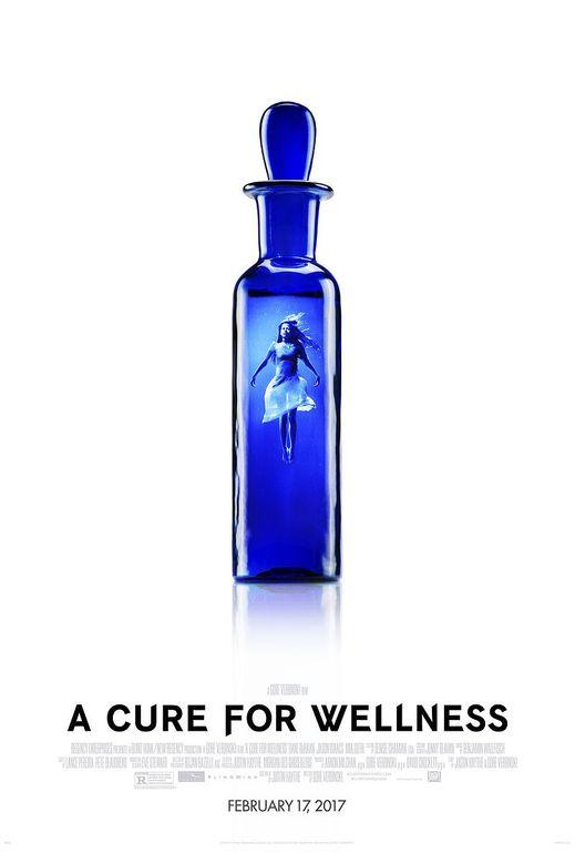 Αντίδοτο στην Ευεξία (A Cure for Wellness) Poster