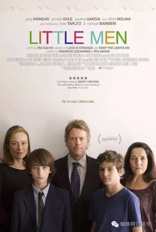 Μικροί Κύριοι (Little Men) Poster