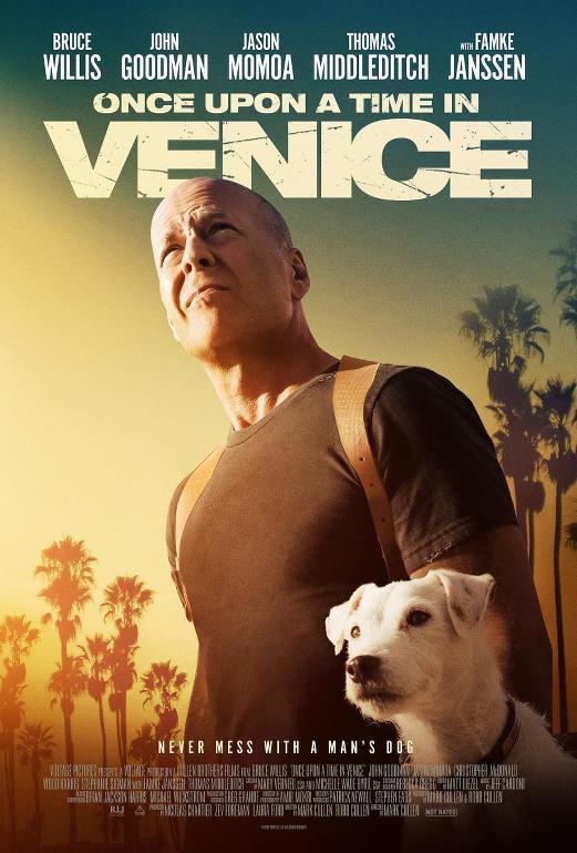 Κάποτε στην Καλιφόρνια (Once Upon a Time in Venice) Poster