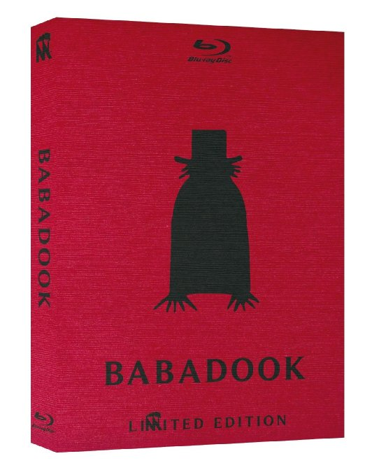 babadook blu-ray limited edition