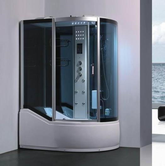 bagno turco doccia vasca doccia idromassaggio multifunzione con sauna a bagno turco e