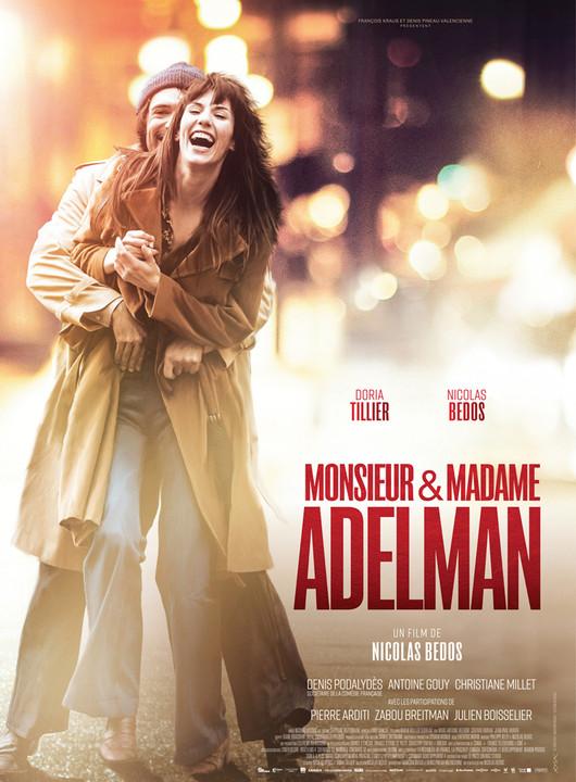 Mr & Mme Adelman Ο Κύριος και η Κυρία Άντελμαν Poster