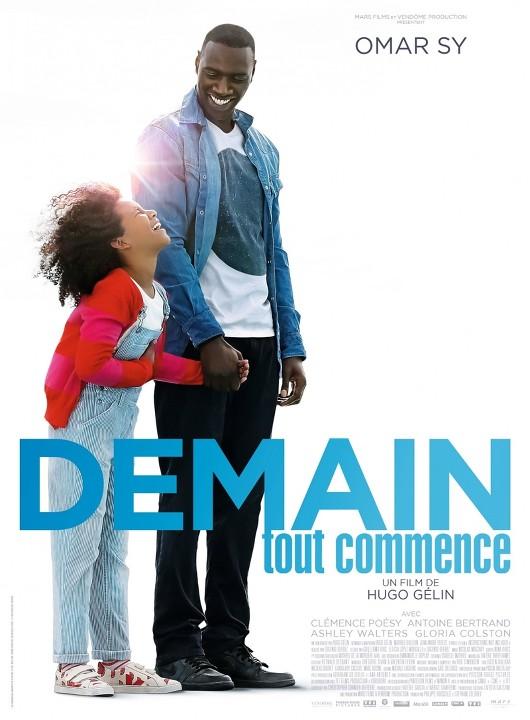 Όλα Αρχίζουν Αύριο (Demain Tout Commence) Poster