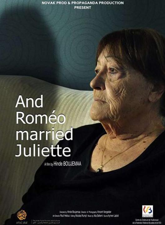 Et Romeo épousa Juliette Και ο Ρωμαίος παντρεύτηκε την Ιουλιέτα Poster