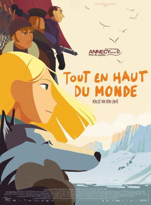 Στην κορυφή του κόσμου (Tout en haut du monde) Poster