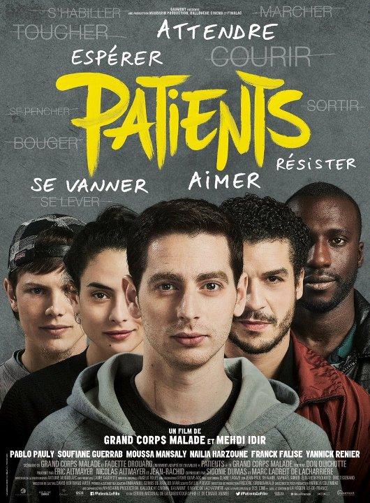 Ένα βήμα τη φορά (Patients) Poster