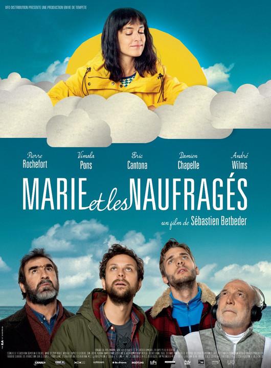 Marie et les naufragés Ναυαγοί στον Έρωτα Poster