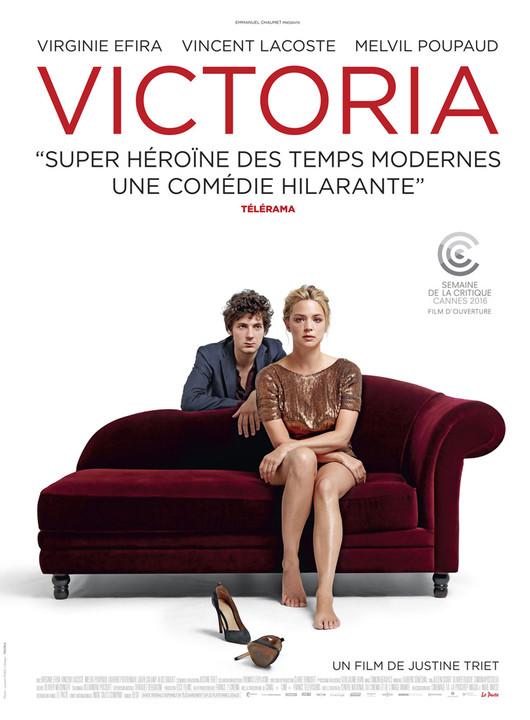Victoria Βικτώρια Poster