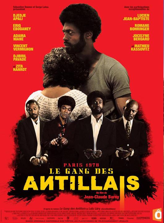 Le gang des Antillais Η Συμμορία από τις Αντίλλες Poster