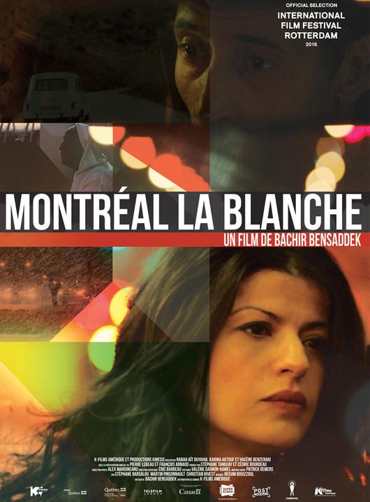 Montréal la blanche Μόντρεαλ, Λευκή Πόλη Poster