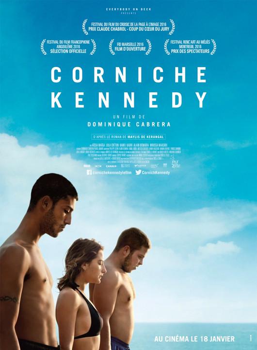 Corniche Kennedy Λεωφόρος Corniche Kennedy Poster