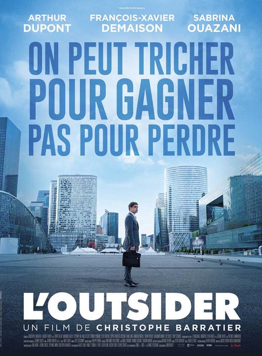 L'Outsider Το Αουτσάιντερ Poster