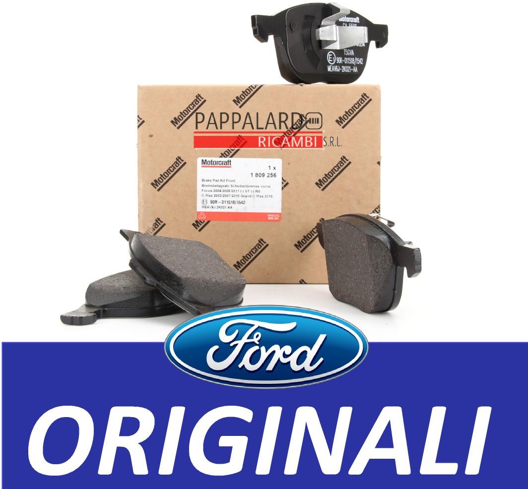 Pastiglie freno anteriori originali Ford Motorcraft Focus 1 serie I