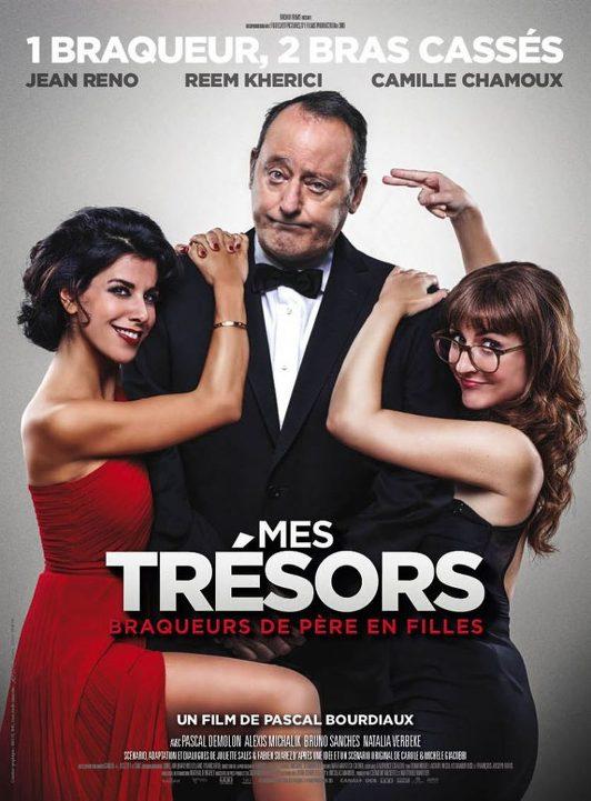 Για Όνομα του Θεού (Mes trésors) Poster