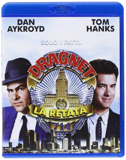 Dragnet - La Retata: Blu-Ray