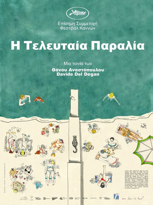 Η τελευταία παραλία (L'ultima spiaggia) Poster