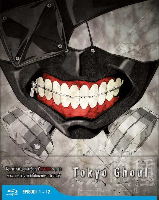 tokyo ghoul bluray normal edition