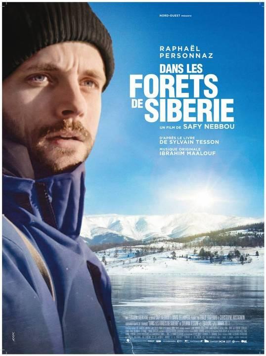Στα δάση της Σιβηρίας (Dans les forêts de Sibérie) Poster