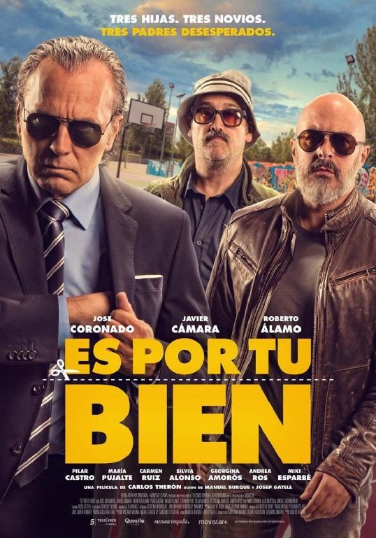 Είναι για το καλό σου (Es por tu bien) Poster