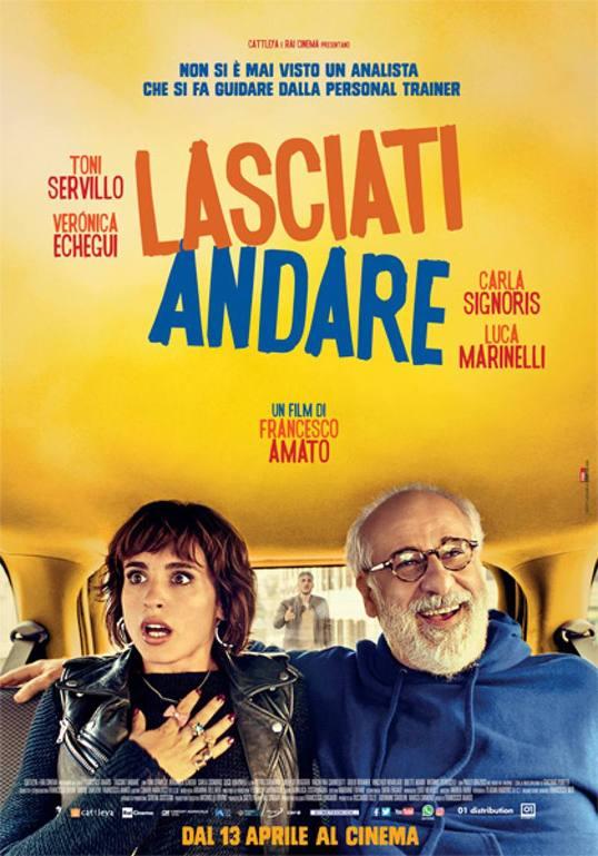 Ο γιατρός έχει τρεχάματα (Lasciati andare) Poster