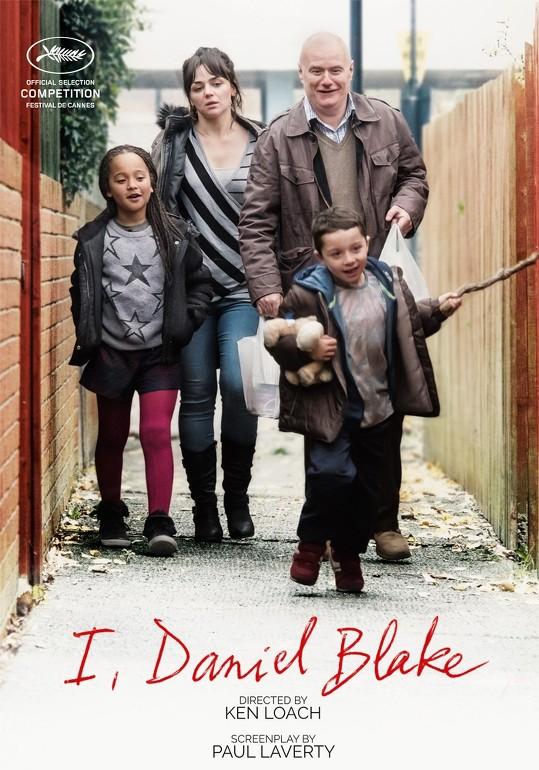 Εγώ, ο Ντάνιελ Μπλέικ (I, Daniel Blake) Poster