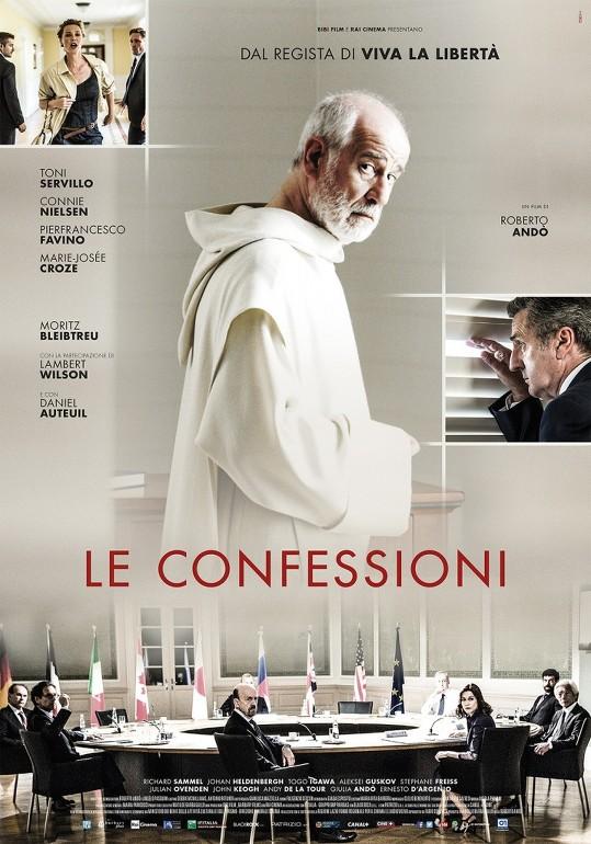 Οι εξομολογήσεις (Le confessioni) Poster