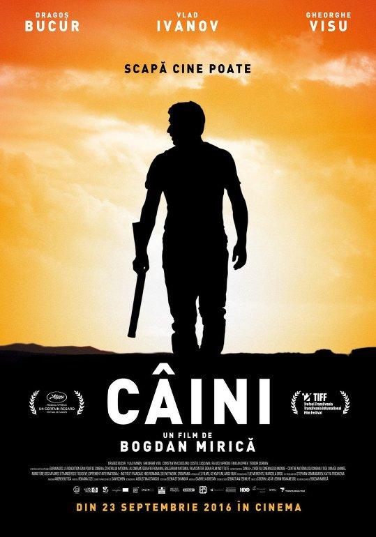 Όταν ξέσπασε η βία (Caini / Dogs) Poster