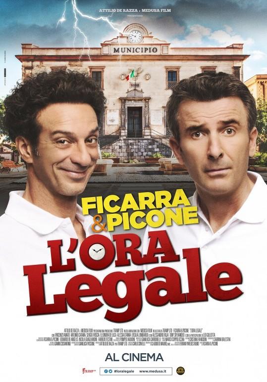 Τα παράπονα στο δήμαρχο (L'Ora Legale) Poster