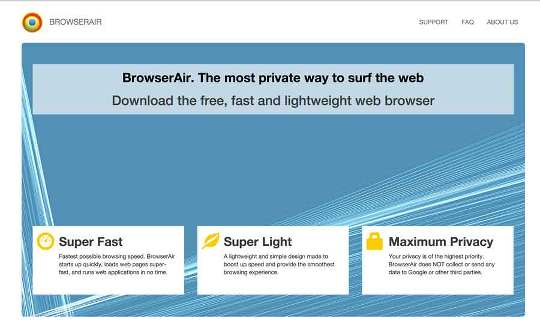 Get Rid Of BrowserAir
