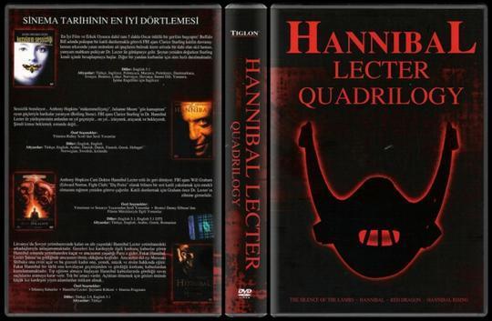 Quadrilogia – Hannibal Lecter Torrent - BluRay Rip 720p Dublado (1991-2007)