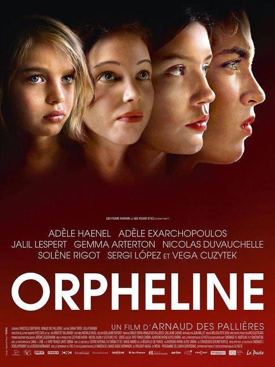 Σε τέσσερις χρόνους (Orpheline) Poster