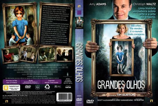 Grandes Olhos Torrent - BluRay Rip 1080p Dual Áudio 5.1 (2015)