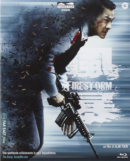 firestorm blu-ray