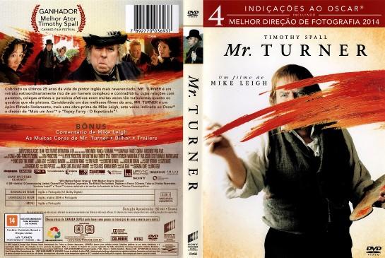 Sr. Turner Torrent - BluRay Rip 1080p Dual Áudio 5.1