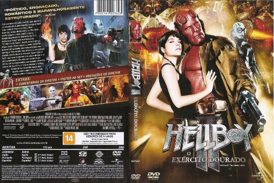 Hellboy II: O Exército Dourado Torrent - BluRay Rip 720p Dublado (2008)