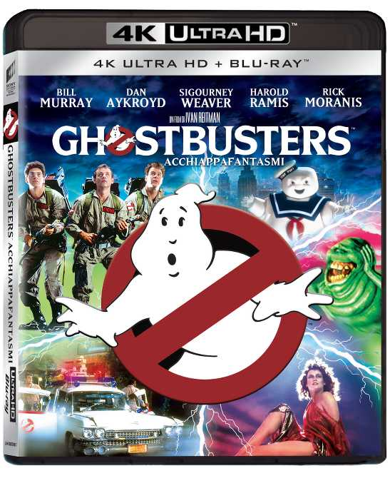 ghostbusters bluray 4k